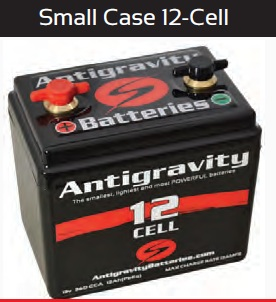 Antigravity battery Small Case 12-cell 360 CA 12 Ah