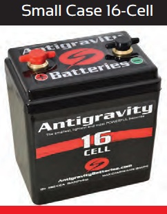 Antigravity Battery Small Case 16-cell 480 CA 16 Ah