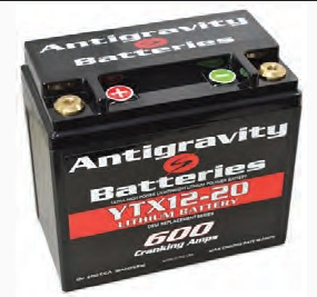 Antigravity Battery OEM Case 20-Cell 600 CA 20 Ah LN