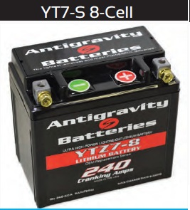 Antigravity Battery OEM-Case 8-Cell 240 CA 9 Ah