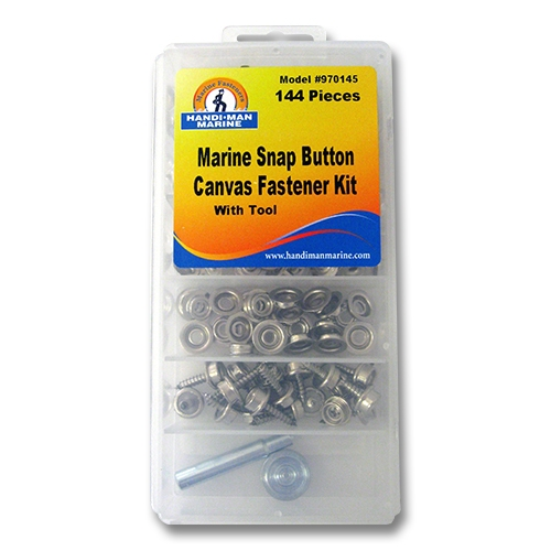 Handi-man marine CANVAS FASTENER & TOOL KIT