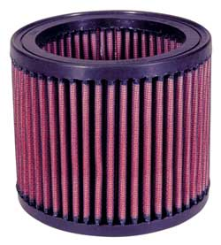 K&N AL-1001 Replacement Air Filter APRILIA RSV MILLE 00-03; TUONO 1000 03-05
