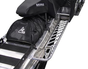 Skinz - Air Frame Running Boards - Arctic Cat