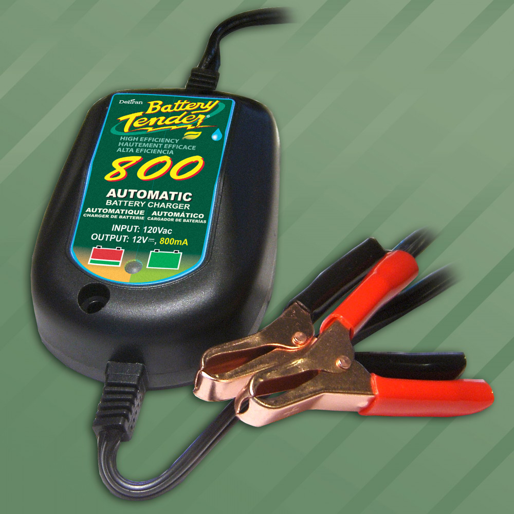 Battery Tender Charger Waterproof 800 USA/ Western Hemisphere