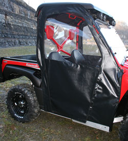 J. Strong - TERYX - Zip Out Side Enclosure