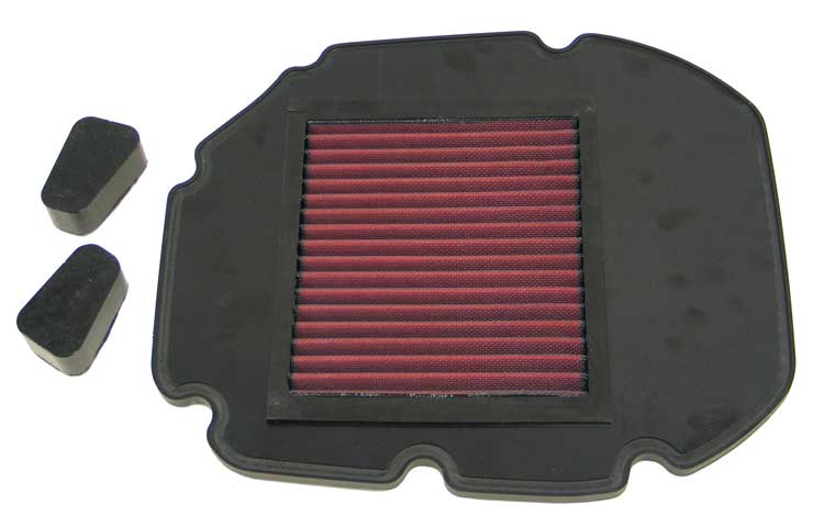 K&N HA-0011 Replacement Air Filter HONDA VTR1000 97-05