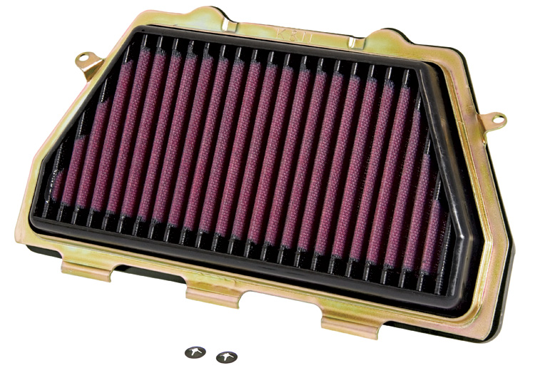 K&N HA-1008R Race Specific Air Filter HONDA CBR1000RR RACE SPECIFIC; 08-09