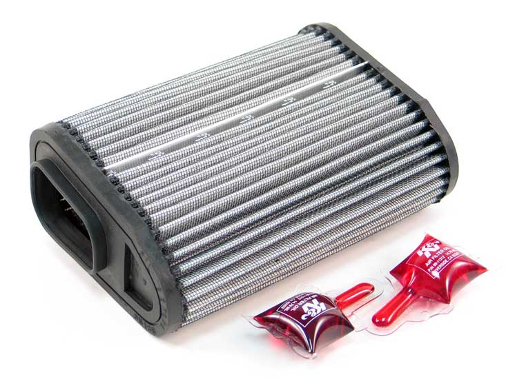 K&N HA-1087 Replacement Air Filter HONDA CBR1000F 87-97