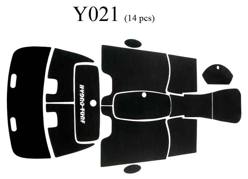 Hydro turf Mat Kit for Yamaha Jet Boat (pre 2006) LS210, (pre 2006) LX210 & (pre 2005) AR210