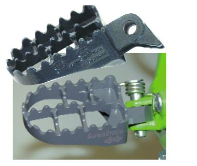 IMS Super Stock motorcycle foot For the Suzuki DR-Z400