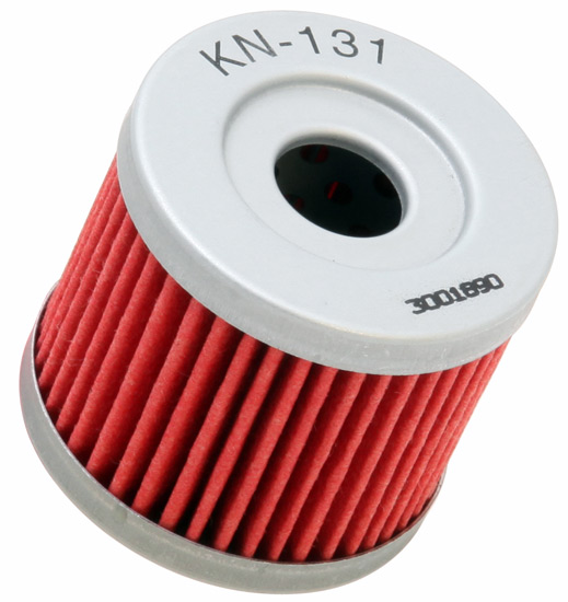 K&N KN-131 Oil Filter OIL FILTER; POWERSPORTS