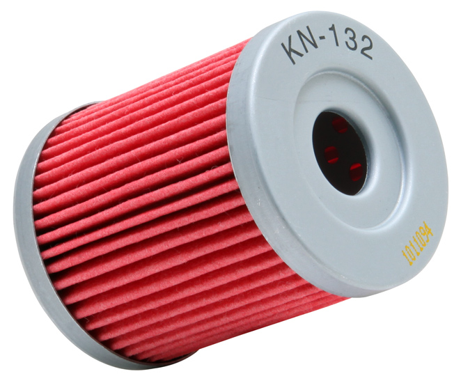 K&N KN-132 Oil Filter OIL FILTER; POWERSPORTS