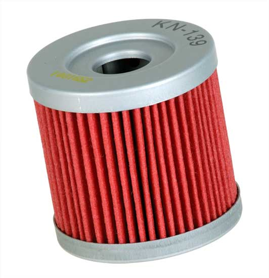 K&N KN-139 Oil Filter OIL FILTER; POWERSPORTS
