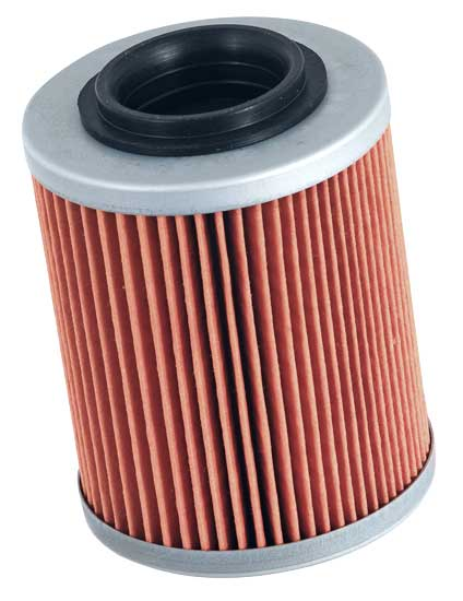 K&N KN-152 Oil Filter OIL FILTER; POWERSPORTS