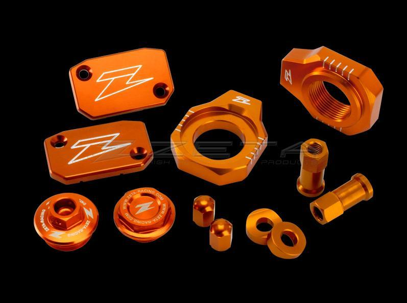 Zeta Racing KTM Billet Kit