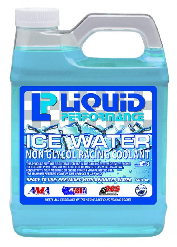 Liquid Performance Ice Water Racing Coolant 64 oz