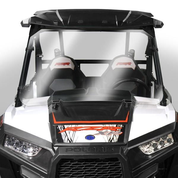 National Cycle Full Windshield for Polaris RZR 1000 XP / XP4