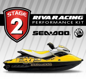 Good Delicieux Riva Motorsports Sea Doo RXP Stage II Kit