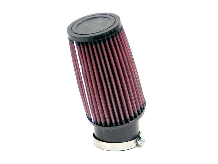 "K&N SN-2510 Custom Air Filter 2-7/16""20 DEG FLG, 3-3/4""B, 3""T, 6""H SNOWMOBILE"
