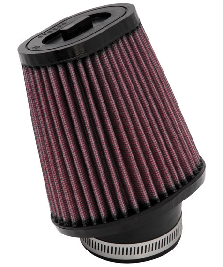 "K&N SN-2540 Custom Air Filter 2-7/16""20 DEG FLG, 4-1/2"" X 3-3/4""B,3-1/2"" X 2-1/2""T,5""H"