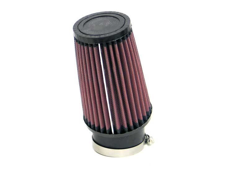 "K&N SN-2600 Custom Air Filter 2-3/4"" 10 DEG FLG, 4""B, 3""T, 6""H SNOWMOBILE"