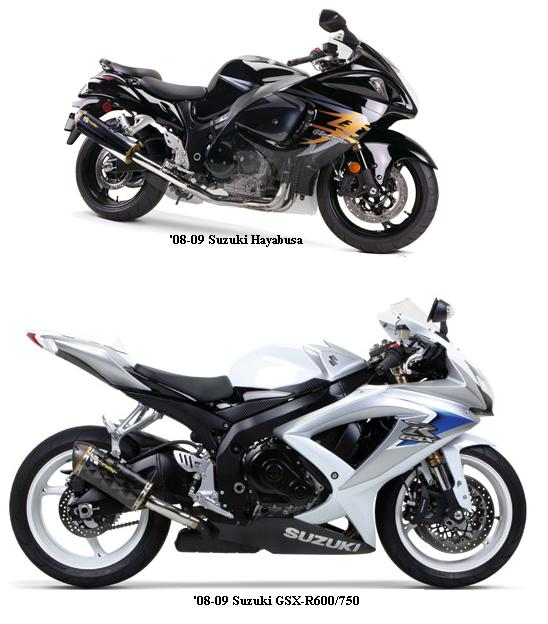 Two Brothers - Suzuki - M2/M5 Full System