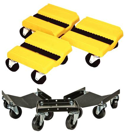Dolly Sets / Snowmobile Movers