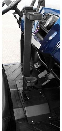 Quick Draw Gun Mounting Bracket - Polaris Ranger