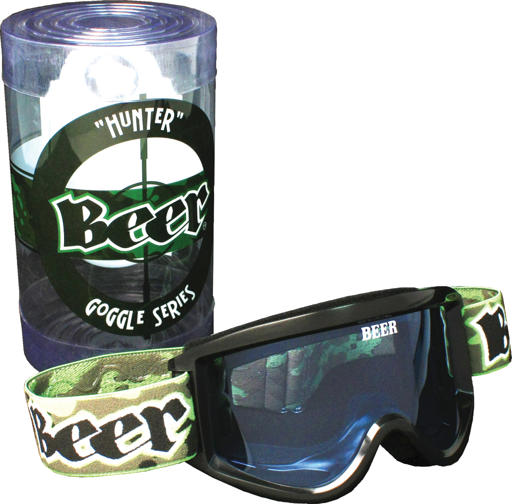 DRY BEER GOGGLE (HUNTER)