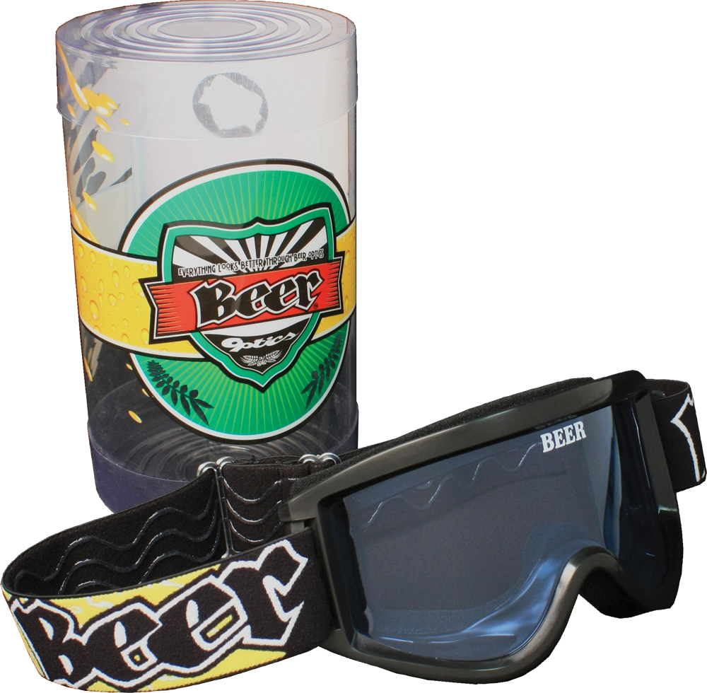DRY BEER GOGGLE (FOAMY)