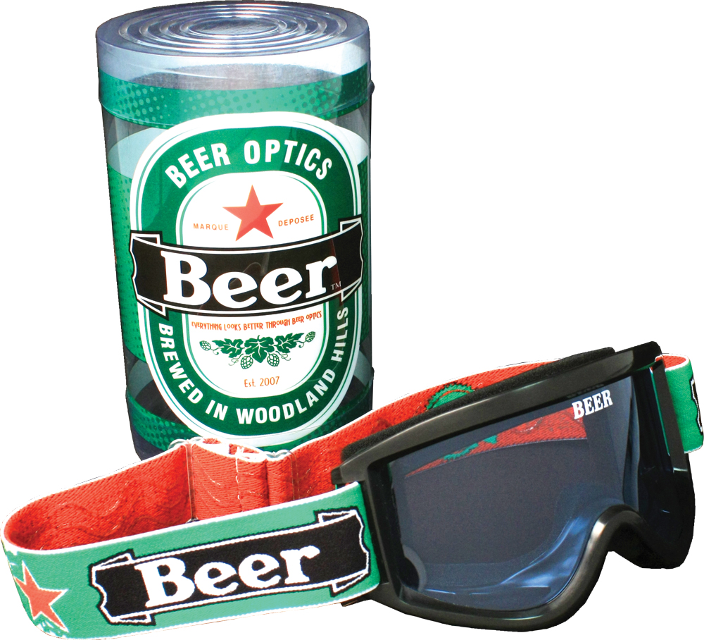 DRY BEER GOGGLE (HEINY)
