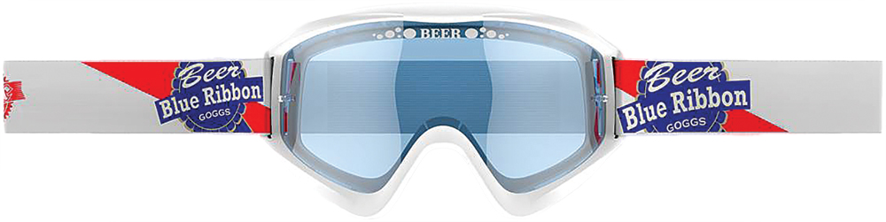DRY BEER GOGGLE (PBRB WHITE)
