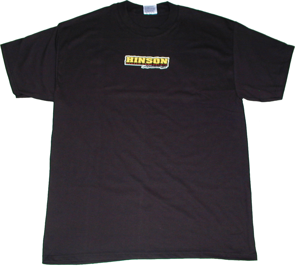 MENS T-SHIRT BLACK 2X