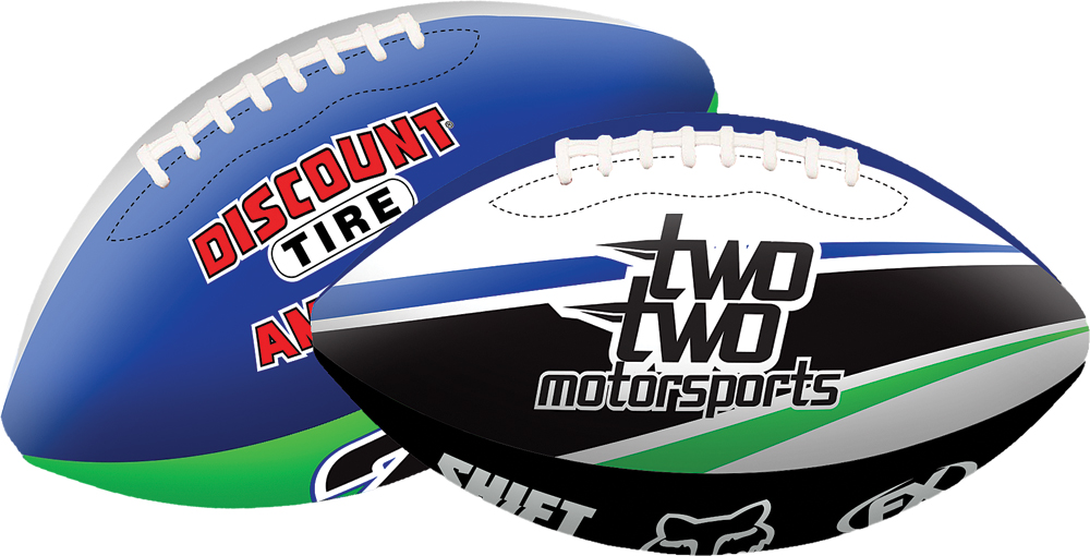FOOTBALL (TWO TWO MOTORSPORTS)