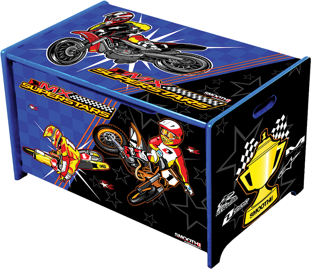 SUPERSTARS TOY BOX