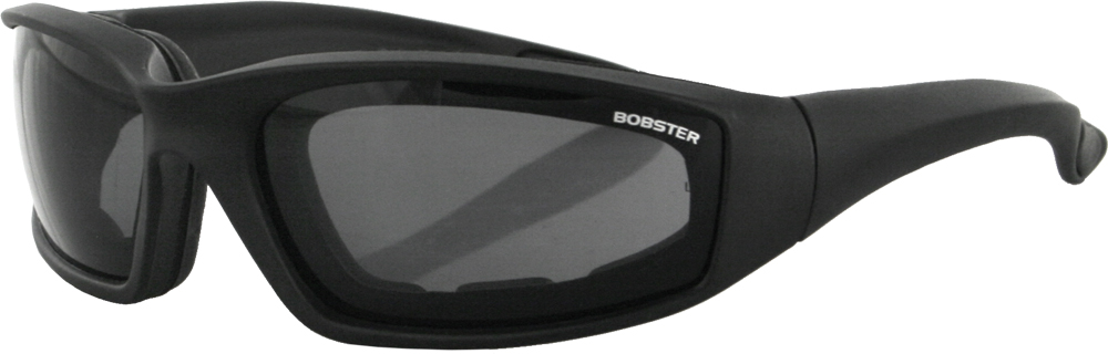 SUNGLASSES FOAMERZ 2 BLACK W/SMOKE LENS
