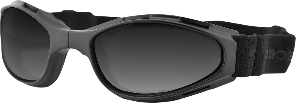 SUNGLASSES CROSSFIRE W/SMOKE LENS