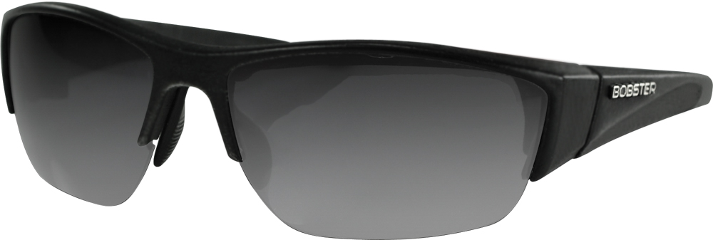 RYVAL SUNGLASSES BLACK W/SMOKED LENS