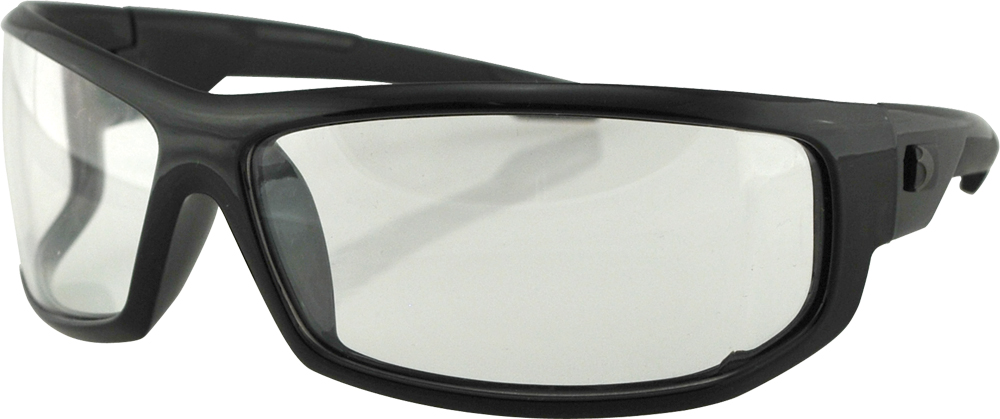 AXL SUNGLASSES W/ CLEAR LENS