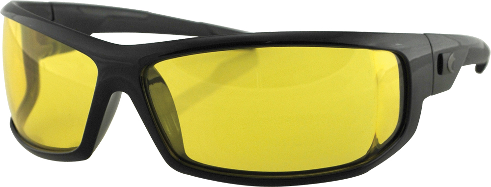 AXL SUNGLASSES W/ YELLOW LENS