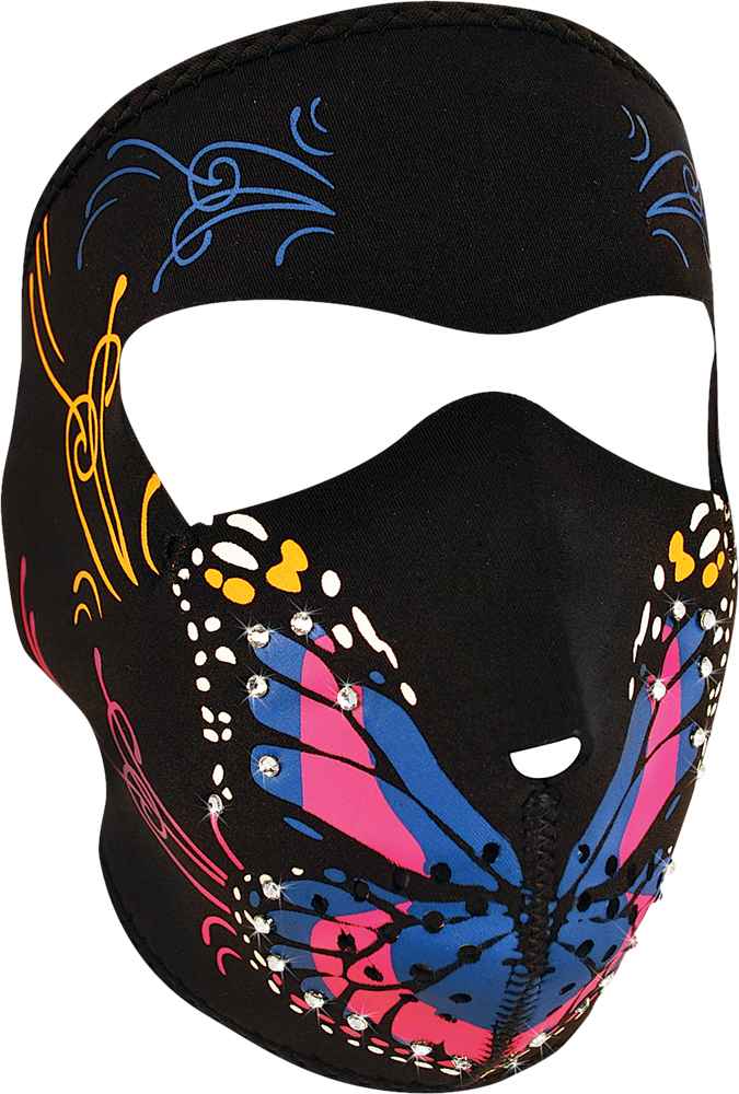 HIGHWAY HONEYS FULL MASK (BUTTERFLY)
