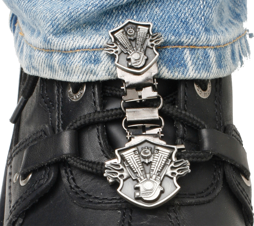 LACED BOOT TYPE (ENGINE/SHIELD)