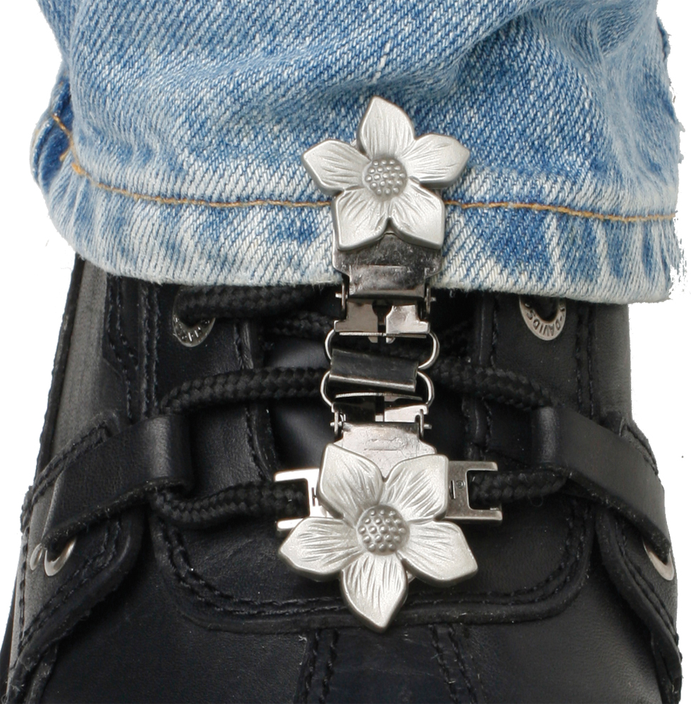 LACED BOOT TYPE (FLOWER)