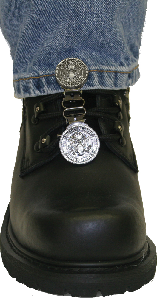 LACED BOOT TYPE (ARMED FORCES)