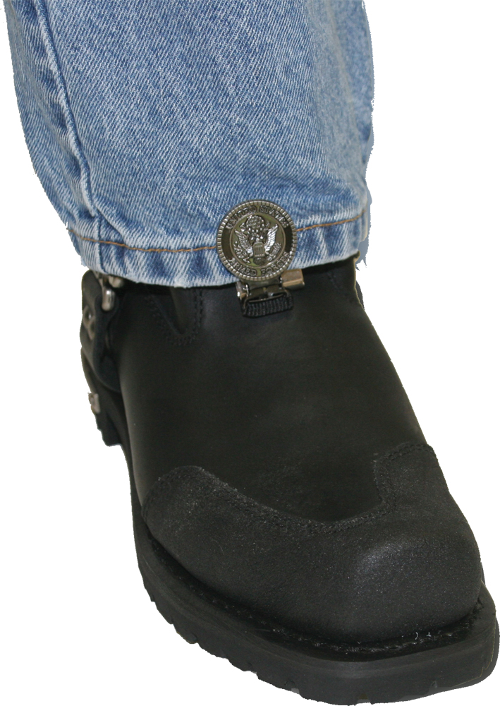 STIRRUP/STRAP BOOT TYPE (ARMED FORCES)