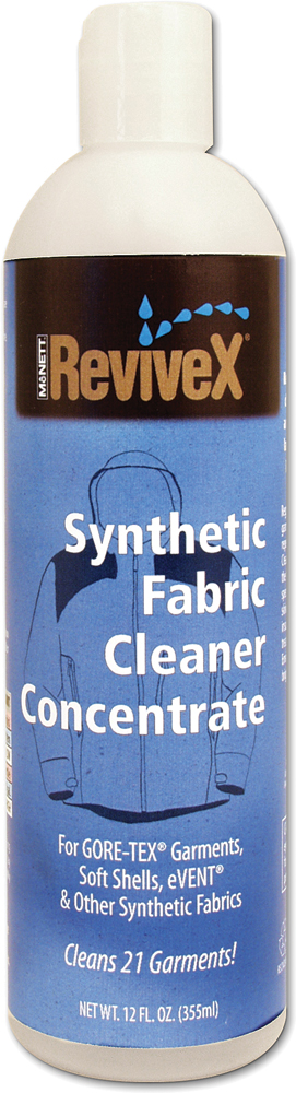 SYNTHETIC FABRIC CLEANER CONCENTRATE 12OZ