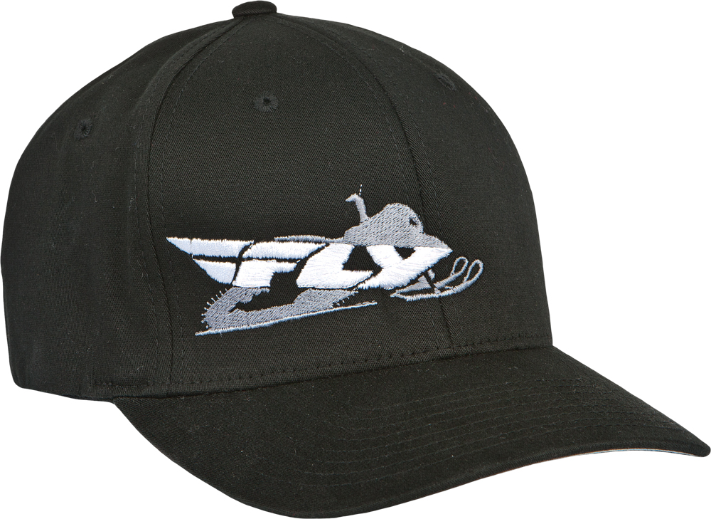 PRIMARY HAT BLACK L/X