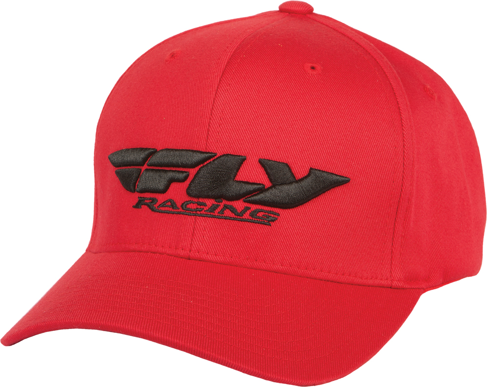 PODIUM HAT RED YOUTH