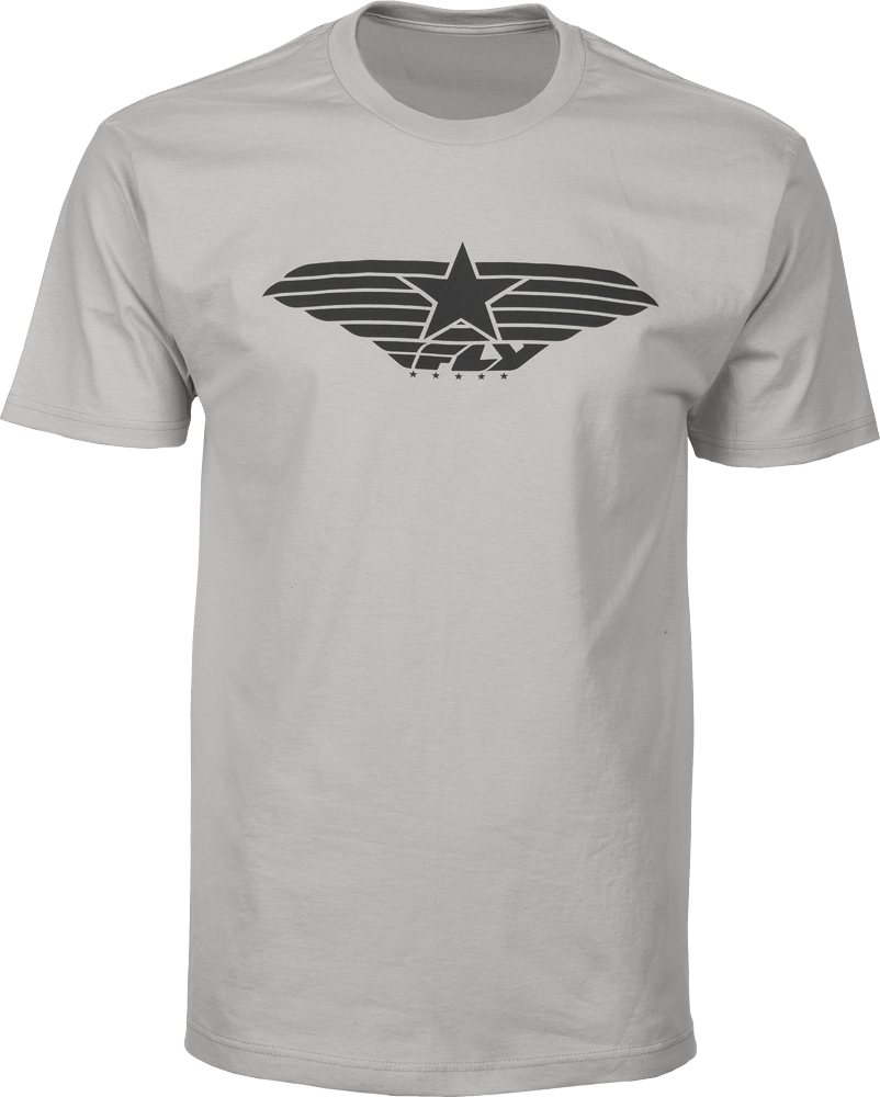 STANDARD ISSUE TEE SILVER 3X