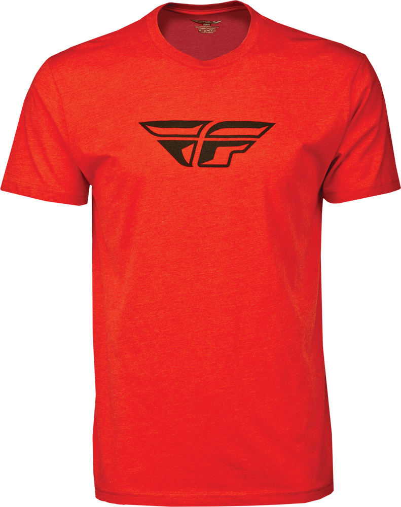 F-WING TEE RED X